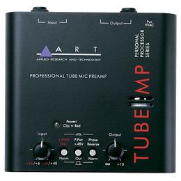 Art Tube Mp Original - Valve Mic Preamp With 48V Phantom Power