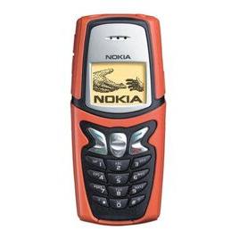 Nokia 5210 - O2 - Pay & Go pre-pay phone (pay-as-you-go)
