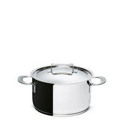 Iittala All Steel 2.5lt. Casserole with Lid 440025