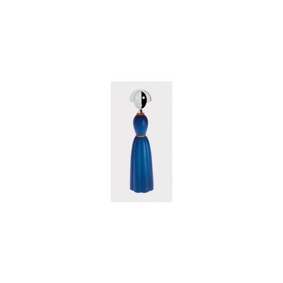 Alessi Anna Pepper Mill in Blue