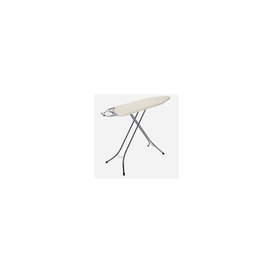 Brabantia Splash Ironing Board with Steam Iron Rest (110x30cm)