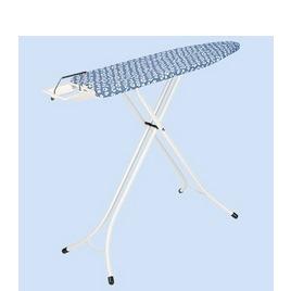 Brabantia Splash Ironing Board with Steam Iron Rest (124x38cm)