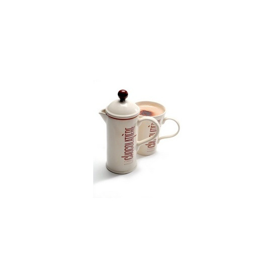 La Cafetiere Mini La Chocolatiere Pot and Mug Gift Set