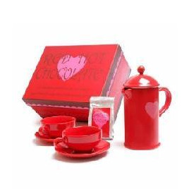 La Cafetiere Red Hot Chocolatiere