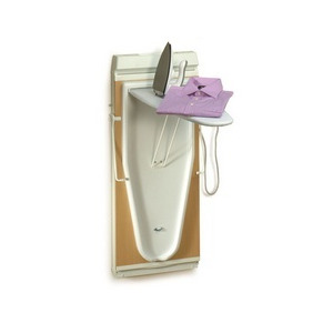 Photo of Corby 6600 Trouser Press & Iron In Beech Trouser Pres