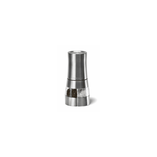 Cole & Mason Duo Salt & Pepper Mill in Stainless Steel