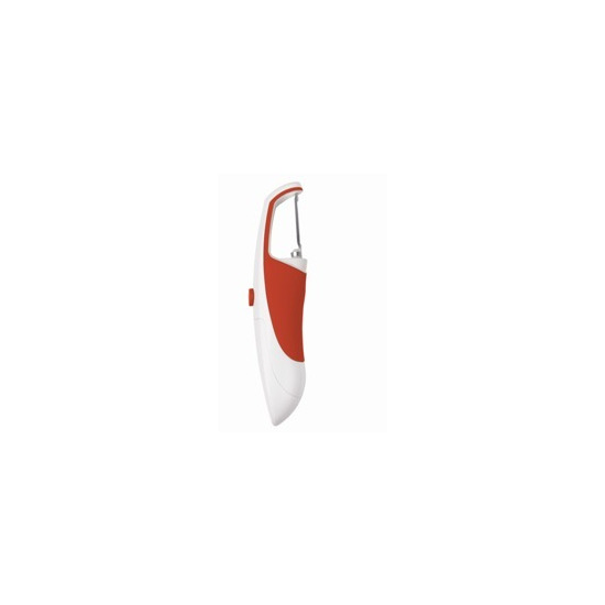 Zyliss Electric Multipeeler in Red