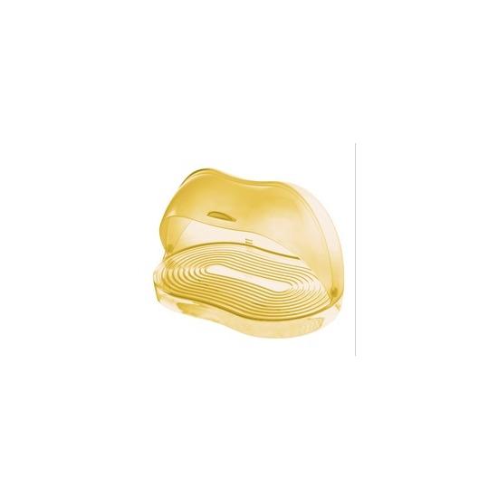 Guzzini Latina Bread Bin in Yellow
