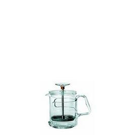 Guizzini In Fusion 3-cup Cafetiere  Multishaker in Espresso Brown