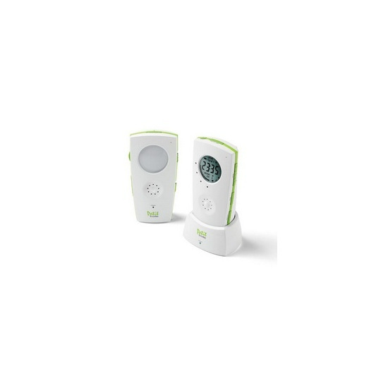 Baby Hanson Music Light & Temperature Baby Monitor