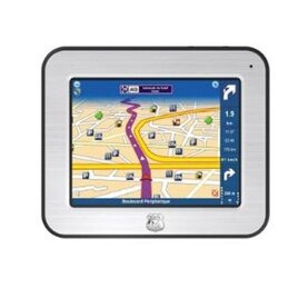 Route 66 Mini Satellite Navigation System with Maps Of Western Europe (Newly Overhauled)