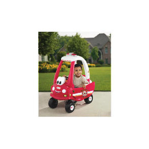 Photo of Little Tikes Ride & Rescue Cozy Coupe 30TH Anniversary Edition Toy