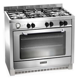 Baumatic BCG905SS Gas Range Cooker - Stainless Steel Reviews