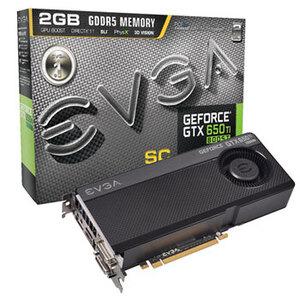 Photo of EVGA GeForce GTX 650 Ti  - 2GB Graphics Card