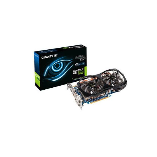 Gigabyte GeForce GTX 650 Ti Boost - 2GB