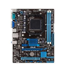 ASUS M5A78L-M LX3 AMD ATX Motherboard - AM3+ socket