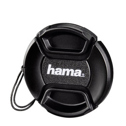 HAMA Smart Snap Lens Cap - 62mm