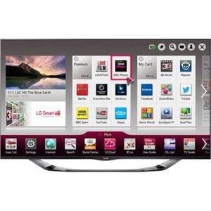 Photo of LG 55LA690V  Television