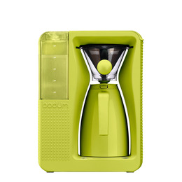 Bodum Bistro 11001-913 Pour Over Coffee Maker - Lime Green Reviews