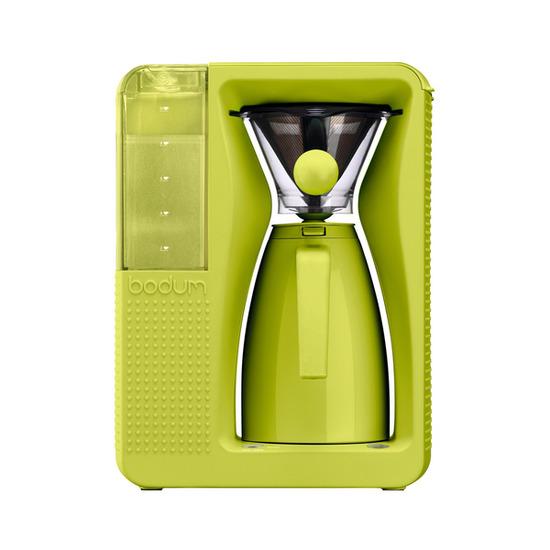 Bodum Bistro 11001-913 Pour Over Coffee Maker - Lime Green