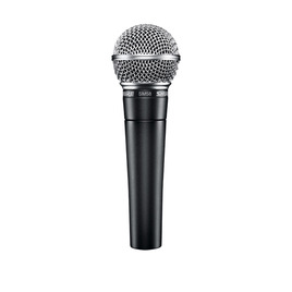 SHURE SM-58 VOCAL-MICROPHONE WITH SWITCH