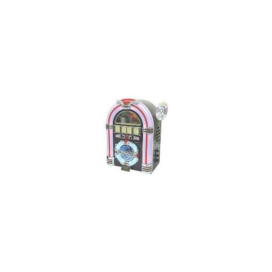 CD rock mini jukebox