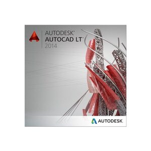 Photo of Autodesk AutoCAD LT 2014 Software