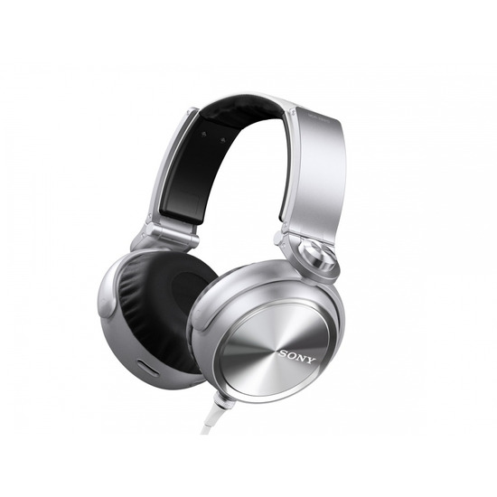 SONY MDR-XB910S Headphones - Silver