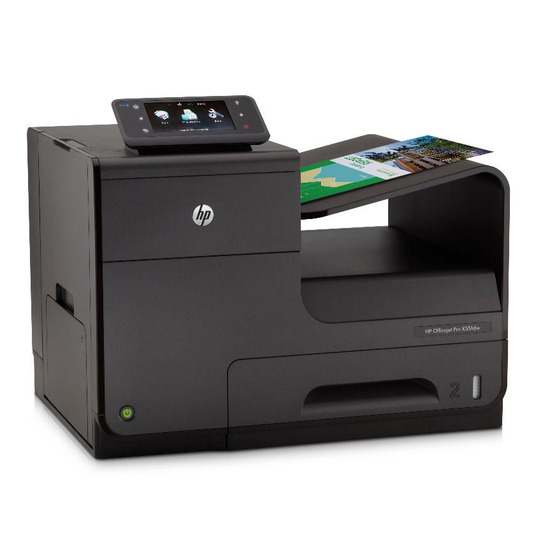 HP Officejet Pro X551DW CV037A wireless inkjet printer