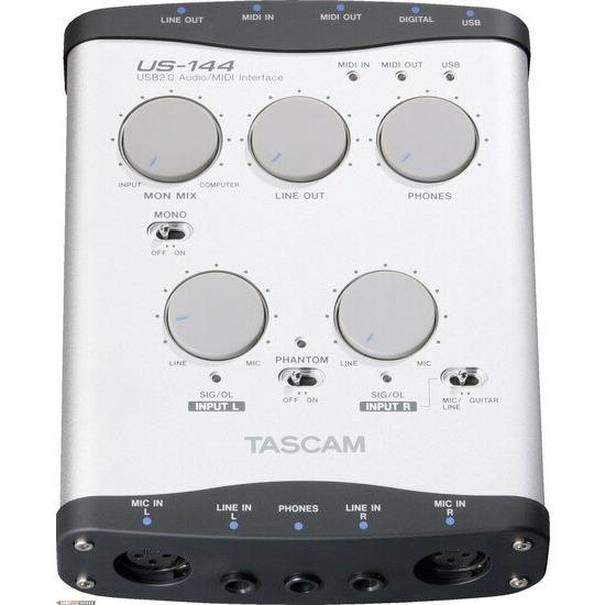 Tascam US-144 Audio Interface