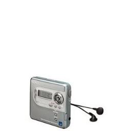 Sony MZ-NH600 Silver Hi-MiniDisc Walkman