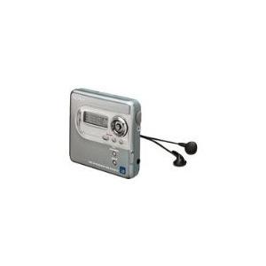 Photo of Sony MZ-NH600 Silver Hi-MiniDisc Walkman Minidisc Player