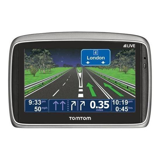 TomTom GO 750  LIVE Satellite Navigation System