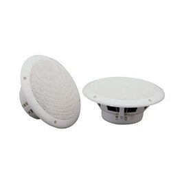 """Water resistant speaker, 145mm (5.75""""), 80W max, 8 Ohms, White"""