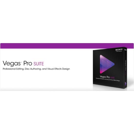 Sony Vegas Pro 12 Suite