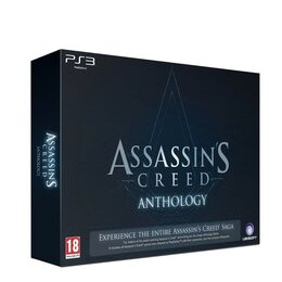 Assassin's Creed Anthology (PS3)