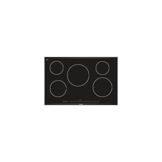 Bosch Serie 8 Logixx PIM875N14E Electric Induction Hob - Black