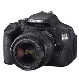 Canon EOS 600D with 18-55mm DCIII Kit Reviews