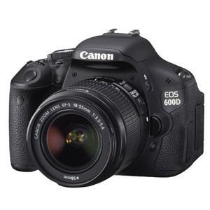 Photo of Canon EOS 600D With 18-55MM DCIII Kit Digital Camera