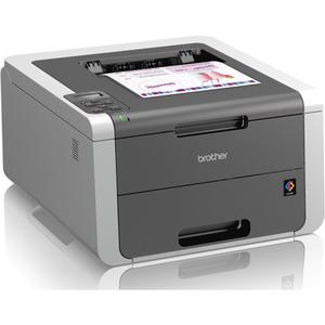 Photo of Brother HL-3140CW A4 Colour Laser Printer Printer