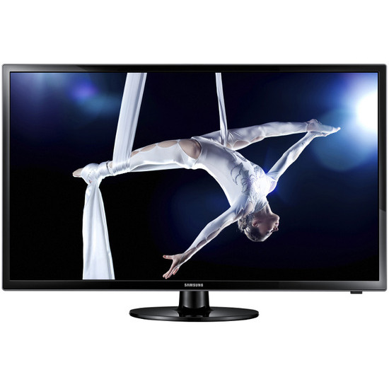 Samsung UE19F4000 19'' HD Ready LED TV with ConnectShare, Freeview ...