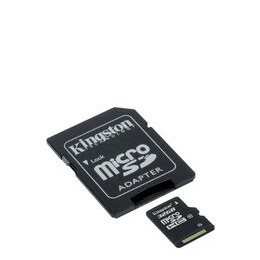 Kingston microSDHC 16GB Reviews