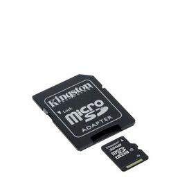 Kingston microSDHC 16GB Reviews