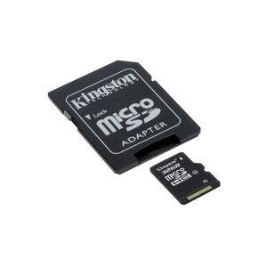 Photo of Kingston MICROSDHC 16GB Memory Card