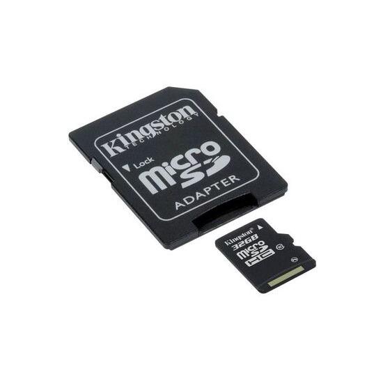 Kingston microSDHC 16GB