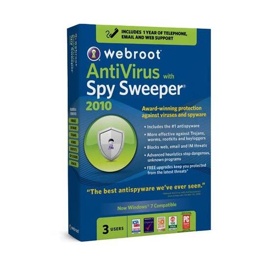 Webroot 2010 AntiVirus