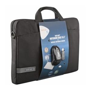 Photo of Techair 15.6 S/ Case Black Laptop Bag