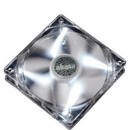 Akasa 12CM LED Fan White Reviews