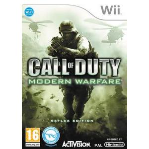 Photo of Call Of Duty: Modern Warfare (Wii) Video Game