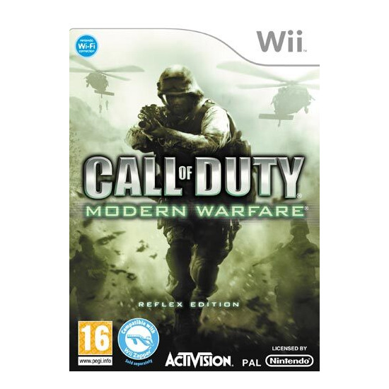 Call Of Duty: Modern Warfare (Wii)